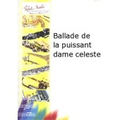 JOUBERT C.H. BALLADE DE LA PUISSANT DAME CELESTRE TROMBONE