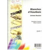 NAULAIS J. BLANCHES D'HAUTBOIS HAUTBOIS