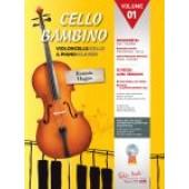 ROMAIN H. CELLO BAMBINO VOL 1 VIOLONCELLE