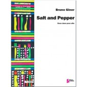 GINER B. PEPPER AND SALT ALTOS