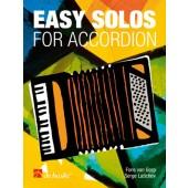 EASY SOLOS ACCORDEON