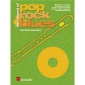 SOUND POP ROCK BLUES (THE) VOL 1 FLUTE A BEC SOPRANO
