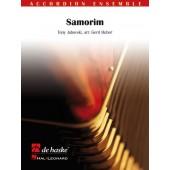 JABOVSKI T. SAMORIN ACCORDEONS