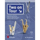 TWO ON TOURS 2 TROMBONES