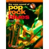 EASY SOUND POP ROCK BLUES (THE) FLUTE A BEC SOPRANO