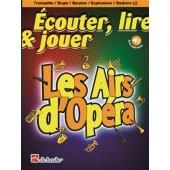 ECOUTER LIRE JOUER: LES AIRS D'OPERA TROMPETTE/TUBA
