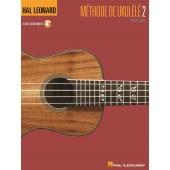 HAL LEONARD METHODE DE UKULELE VOL 2