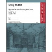 MUFFAT G. APPARATUS MUSICO-ORGANISTICUS VOL 2 ORGUE