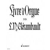 CLERAMBAULT L.N. LIVRE D'ORGUE