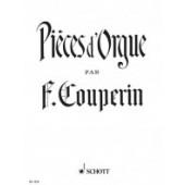 COUPERIN F. PIECES D 'ORGUE