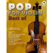 POP FOR VIOLIN BEST OF VIOLON