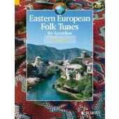 EASTERN EUROPEAN FOLK TUNES ACCORDEON