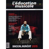 EDUCATION MUSICALE BACCALAUREAT 2015