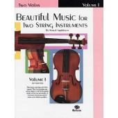 APPLEBAUM BEAUTIFUL MUSIC VOL 1 ALTOS