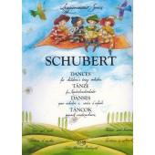 SCHUBERT F. DANSES ORCHESTRE A CORDES D'ENFANTS