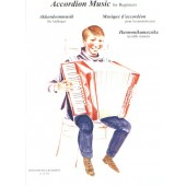 ACCORDION MUSIC FOR BEGINNERS