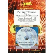PLAY THE 1ST TRUMPET FAMOUS OVERTURES TROMPETTE