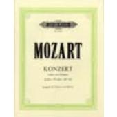 MOZART W.A. CONCERTO KV 268 VIOLON