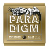 JEU DE CORDES ERNIE BALL PARADIGM LIGHT BRONZE 11-52
