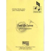 MARTY-LEJON C./SOLDANO J.C. SOIR DE LUNE COR EN FA
