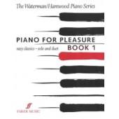WATERMAN F./HAREWOOD M. PIANO FOR PLEASURE VOL 1