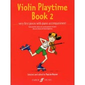 KEYSER (DE) P. VIOLIN PLAYTIME BOOK 2 VIOLON