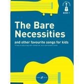 EASY UKE LIBRARY: BARE NECESSITIES BOOK 1 UKULELE