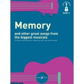 EASY UKE LIBRARY: MEMORY AND OTHER GREAT SONGS BOOK 3 UKULELE