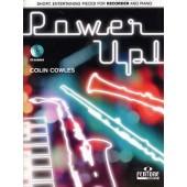 POWER UP! FLUTE A BEC ALTO