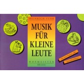 FUNK H. MUSICK FUR LEUTE 2 FLUTES A BEC SOPRANO OU TENOR