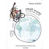 SCHAFER S. SMALL WORLD FOR YOUNG DOUBLE BASSISTS