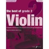 THE BEST OF GRADE 2 VIOLIN