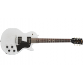 GIBSON LES PAUL SPECIAL TRIBUTE HUMBUCKER MODERN WORN WHITE SATIN