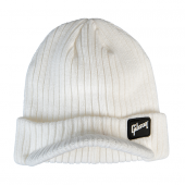 BONNET GIBSON BEANIE RADAR KNIT WHITE