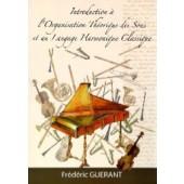 GUERANT F. INTRODUCTION A 'ORGANISATION DES SONS