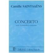 SAINT-SAENS C. CONCERTO N°1 OP 33 VIOLONCELLE ET ORCHESTRE CONDUCTEUR