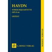 HAYDN J. STREICH-QUARTETT OP 64 CONDUCTEUR