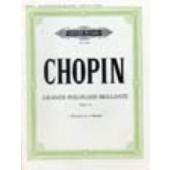 CHOPIN F. GRANDE POLONAISE BRILLANTE OP 22 PIANOS