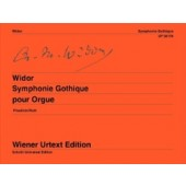 WIDOR C.M. SYMPHONIE GOTHIQUE OP 70 ORGUE