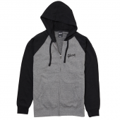 SWEAT A CAPUCHE GIBSON FULL ZIP HOODIE GA-LC-HDFZLGLG LARGE