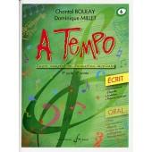 BOULAY C./MILLET D. A TEMPO VOL 6 ECRIT