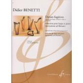BENETTI D. DANSES FUGITIVES HARPE