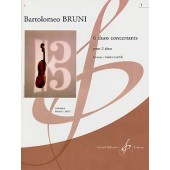 BRUNI B. DUOS CONCERTANTS VOL 1 ALTOS