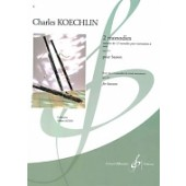 KOECHLIN C. MONODIES OP 213 BASSON
