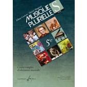 GUITON J./MAGNAN H. MUSIQUES PLURIELLES 5ME