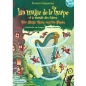 CHERQUEFOSSE E. LA MAGIE DE LA HARPE ET LE MONDE DES LUTINS HARPE