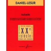 DANIEL-LESUR J.Y. AUBADE TROMPETTE