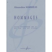 MARKEAS A. HOMMAGES TROMPETTE