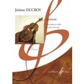 DUCROS J. QUINTETTE PIANO CORDES