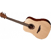 LAG TL70D TRAMONTANE GAUCHER DREADNOUGHT NATUREL